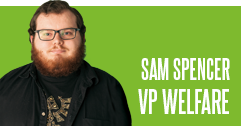 Sam Spencer - VP Welfare