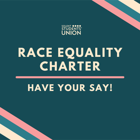 Race Equality Charter - Have Your Say