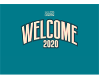 Welcome 2020 Logo